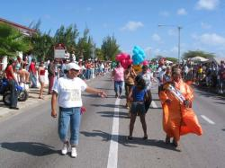 Balloon & Youth Parade Oranjestad