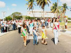 Youth Parade Oranjestad