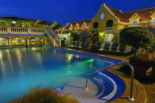 Aruba Amsterdammanor Pool