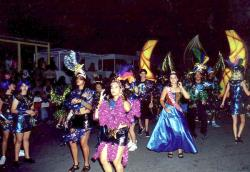 Lighting Parade Oranjestad
