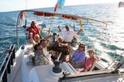 Tranquilo sailing