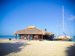 De Palm Pier Palm Beach Aruba
