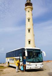 De Palm Tours Discover Aruba by bus 1
