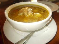 Cuban Authentic Soup