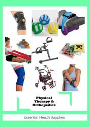 Physical Therapy and Orthopedics