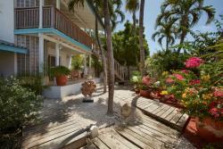 Paradera Park Two Bedroom Suites Porch and Veranda