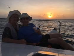 Octopus Aruba Private Sailing Sailing and Snorkeling Sunset 11