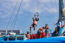 Catamaran Dolphin rope swing 2020.jpg